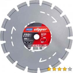 Disc diamantat Beton Super Evo Norton 350 mm x 25,4 mm
