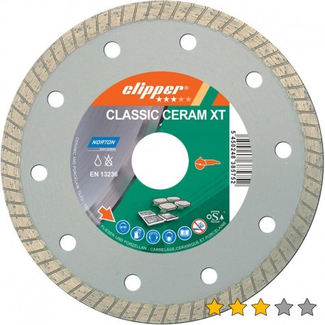 Disc diamantat Clasic Ceram XT 125 mm x 22,23 mm