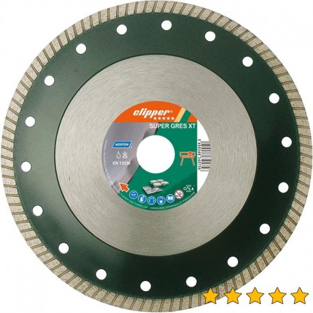 Disc diamantat Super Gres XT 230 mm x 25,4 mm