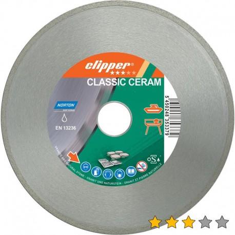 Disc diamantat Clasic Ceram 230 mm x 25,4 mm