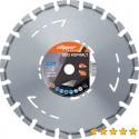 Disc diamantat DUO Asphalt 400 mm x 25,4 mm