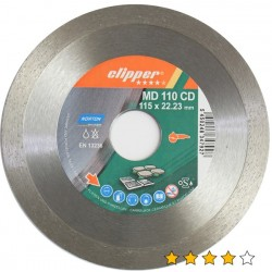 Disc diamantat MD 110CD 115 mm x 22,23 mm