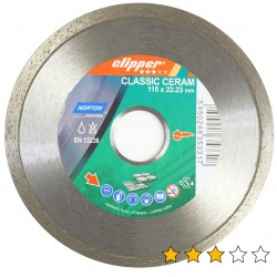 Disc diamantat Clasic Ceram 115 mm x 22,23 mm