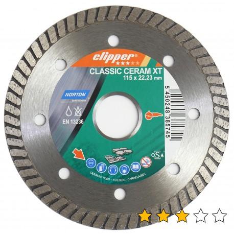 Disc diamantat Clasic Ceram XT 115 mm x 22,23 mm