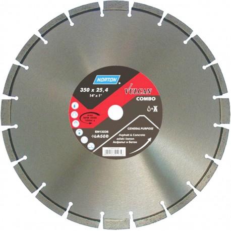 Disc Norton Vulcan Combo 350 x25,4 mm