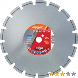 Disc diamantat Classic Beton 350 mm x 25,4 mm