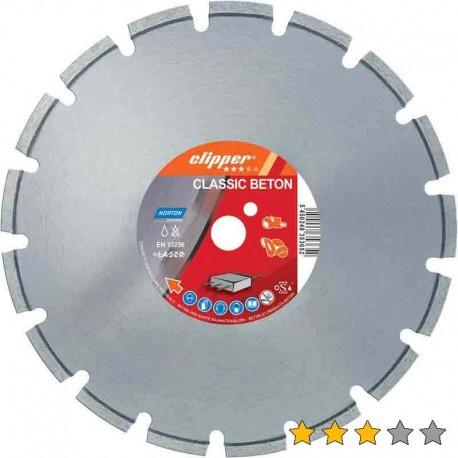 Disc diamantat Beton Clasic 400 mm x 25,4 mm