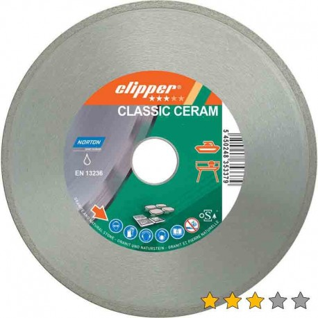 Disc diamantat Clasic Ceram 350 mm x 25,4mm