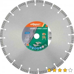 Disc diamantat PRO Granit Turbo Laser 350mmx25,4mm