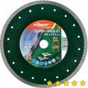 Disc diamantat Extrem Ceram Turbo 250 mm x 25,4 mm