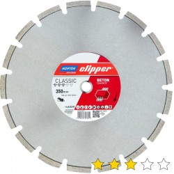 Disc diamantat Classic Beton 350 mm x 20mm