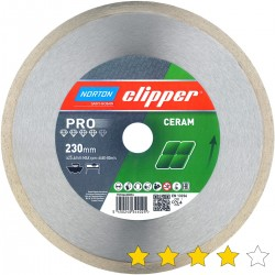 Disc diamantat PRO Ceram (MD 120C) 230 mm x 25,4 mm