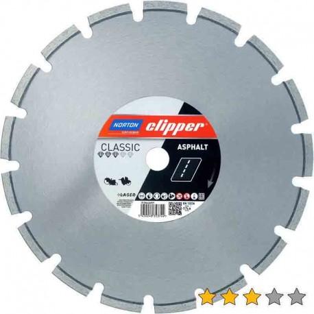 Disc diamantat Asfalt Clasic 350 mm x 25,4 mm