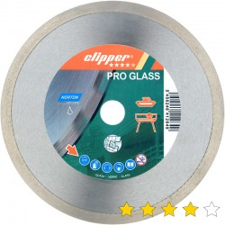 Disc diamantat PRO Glass 200 mm x 25,4 mm