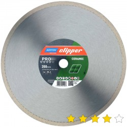 Disc diamantat PRO Ceramic 350 mm x 25,4 mm