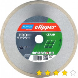 Disc diamantat PRO Ceramic (MD 120C) 200 mm x 25,4 mm
