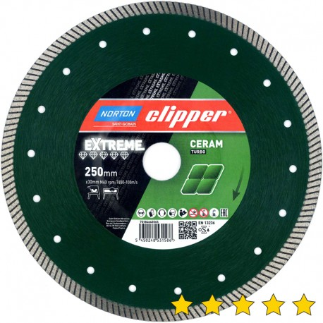 Disc diamantat Super Gres XT Evo 230 mm x 22,23 mm