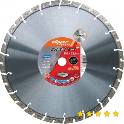 Disc diamantat Extreme Beton (DUO) 350mm x 25,4mm