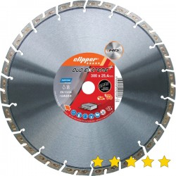 Disc diamantat Extreme Beton (DUO) 300mm x 25,4mm