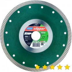 Disc diamantat Extreme Ceramic Turbo 200 mm x 25,4 mm