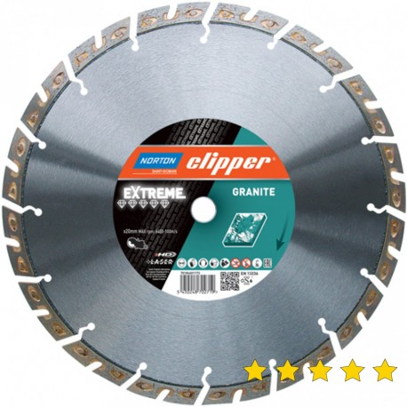 Disc diamantat Extreme Granite (DUO) 350mm x 25,4mm