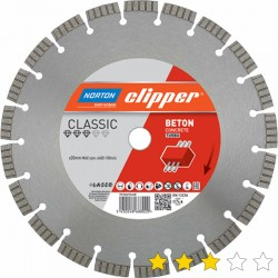 Disc diamantat Classic Beton Turbo 230mm x22,23mm