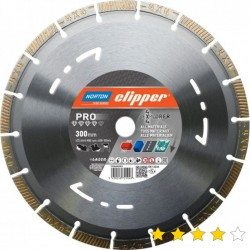 Disc diamantat PRO 4x4 Explorer 300mm x25,4mm