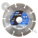 Disc diamantat Norton Vulcan Universal 125mm