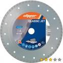 Disc diamantat universal Clasic Jet Norton 350 mm x 25,4 mm
