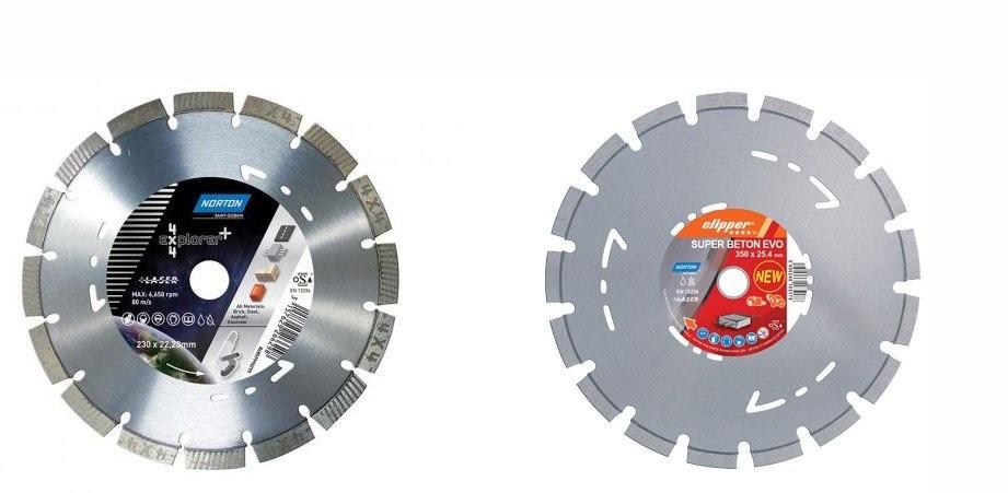 Baner disc diamantat